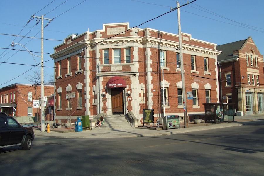Community Centre 55